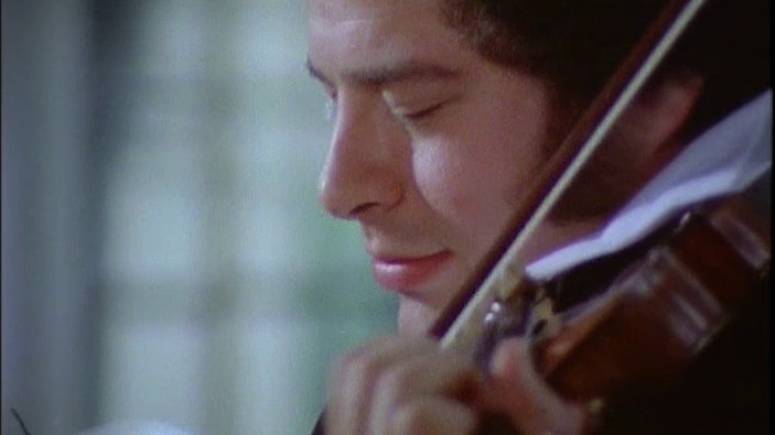 Itzhak Perlman plays Bach: Partita in E major