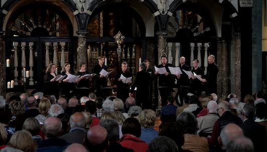 Peter Phillips conducts Obrecht's Missa Sancto de Donatiano — With The Tallis Scholars