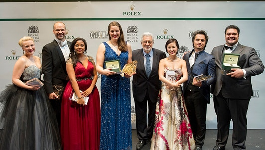 Plácido Domingo's Operalia 2015: Final Round