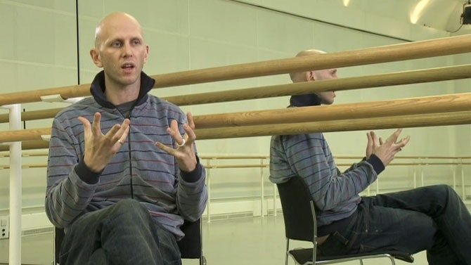 Dido and Æneas – An interview with Wayne McGregor