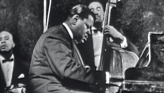 Oscar Peterson and Roy Eldridge Live at the Olympia in 1963