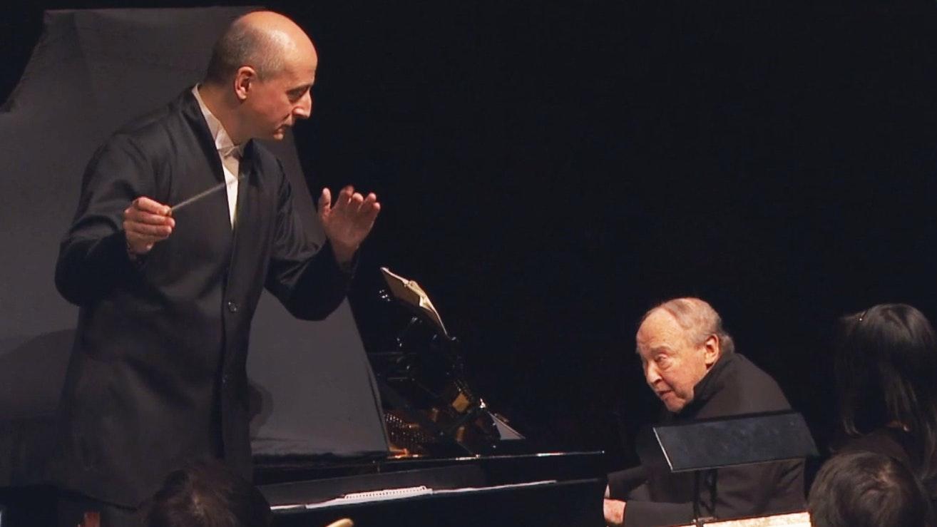 Paavo Järvi conducts Haydn, Mozart, Sibelius — With Menahem Pressler