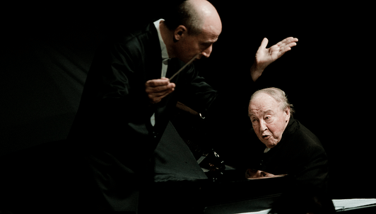 Paavo Järvi dirige Haydn, Mozart y Sibelius — Con Menahem Pressler