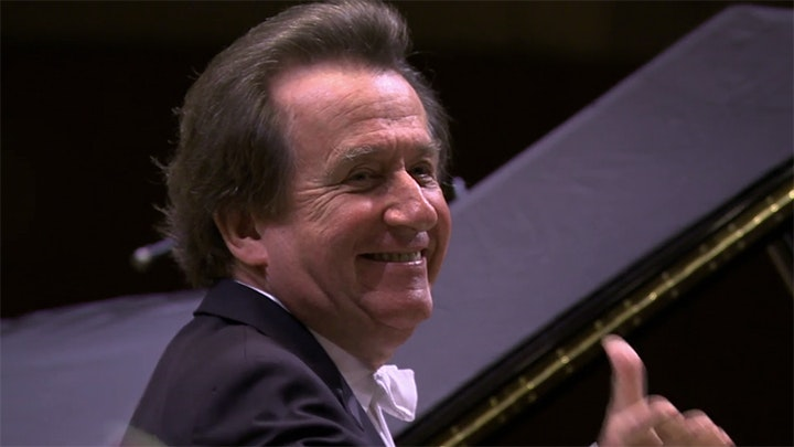 Paavo Järvi conducts Dvořák and Beethoven – With Rudolf Buchbinder
