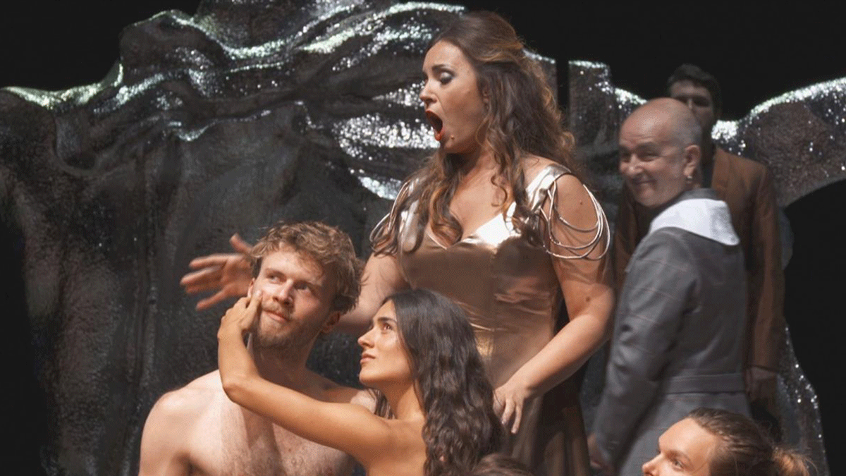 Passion and power games for Yoncheva in L'incoronazione di Poppea
