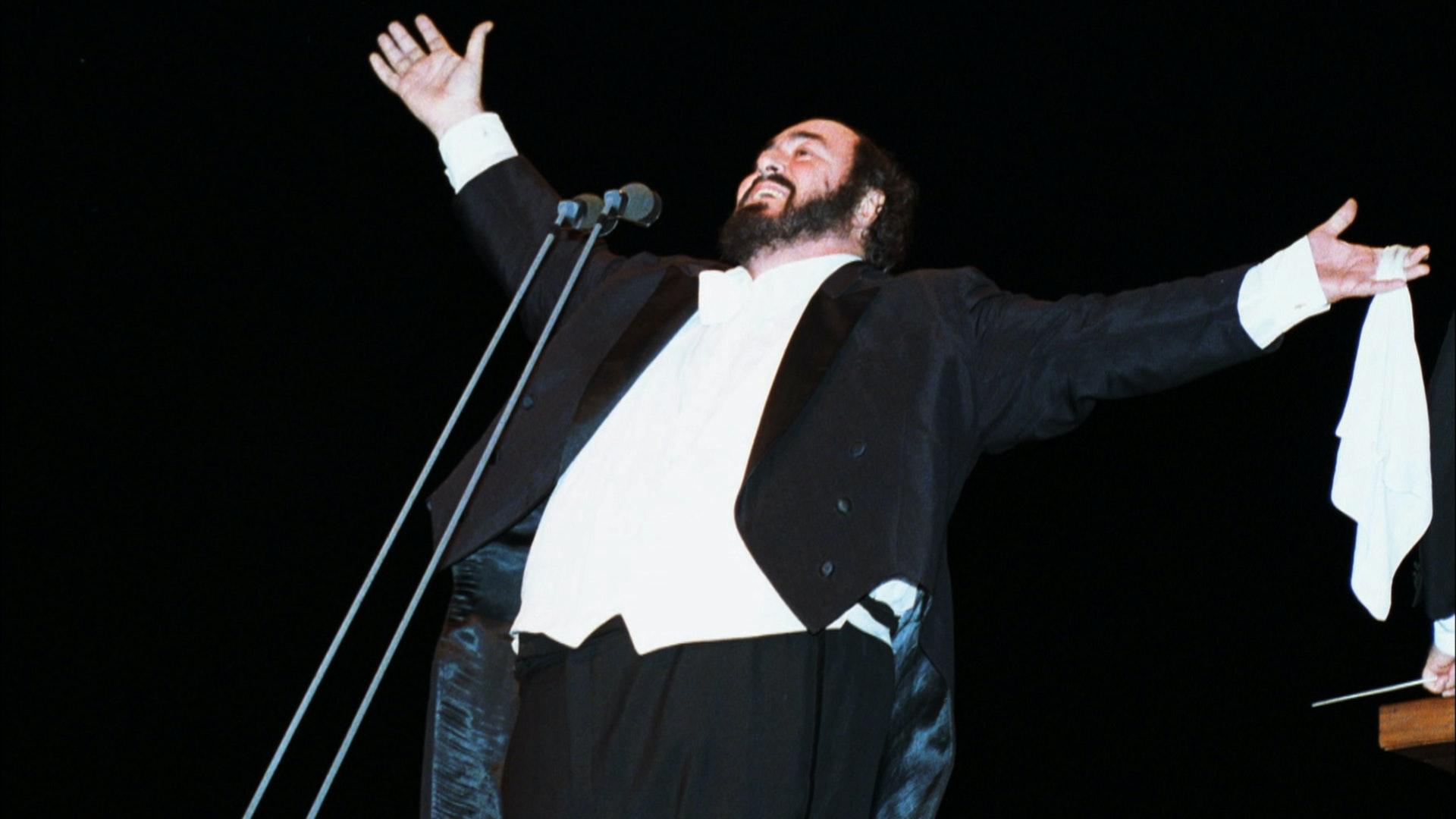 Luciano Pavarotti : Portrait