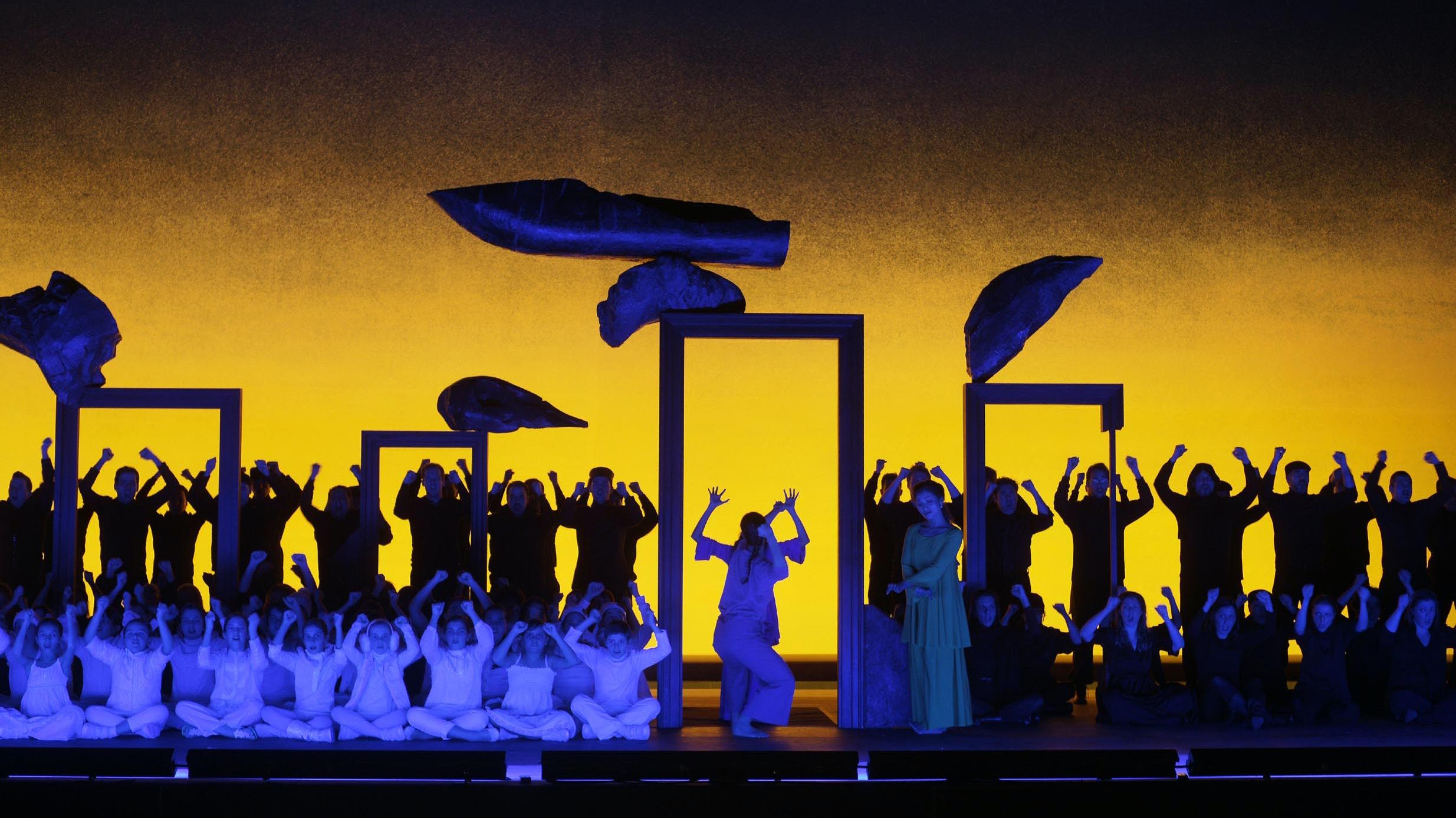 Perséphone de Stravinsky