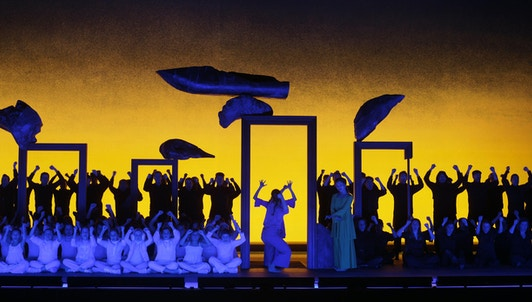 Stravinsky's Perséphone