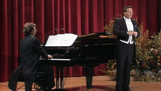 Peter Schreier sings Beethoven's Lieder