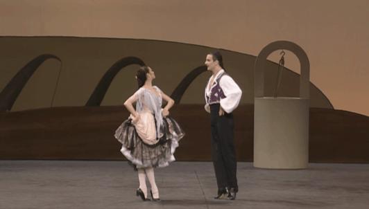 Picasso y el ballet