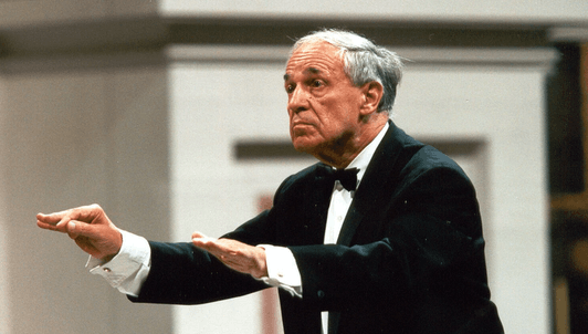 Boulez dirige Stravinsky, Debussy, Bartók et Boulez