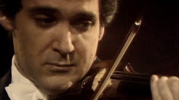Pinchas Zukerman and Marc Neikrug play Schubert: Sonata Arpeggione