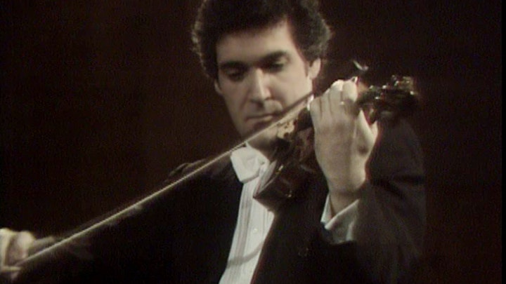 Pinchas Zukerman and Marc Neikrug play Schubert's Sonatina, Op. 137 No. 3