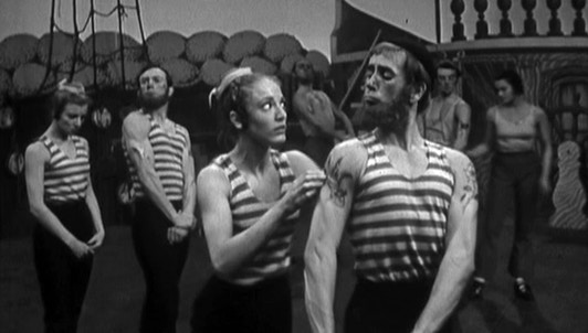 Pineapple Poll de John Cranko, música de Sir Arthur Sullivan