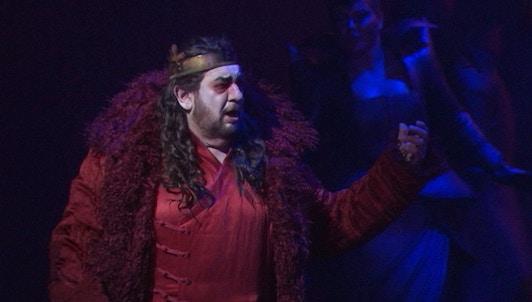 En el papel de Macbeth, Plácido Domingo hechiza a la Staatsoper de Berlín