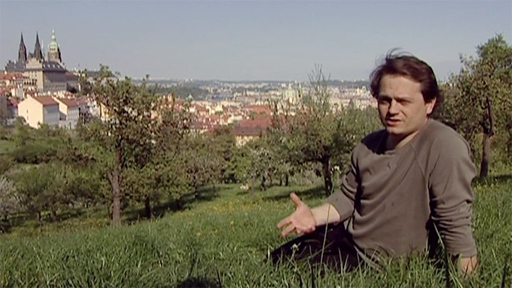 Krystof Maratka, Birth of an imaginary world