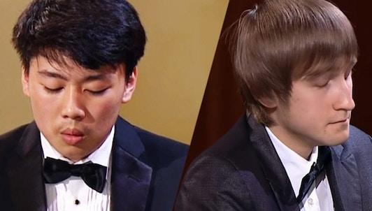 Dmitry Masleev and George Li play Prokofiev and Scarlatti