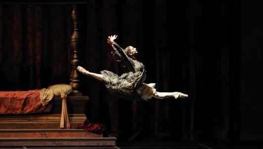 NUEVO: Romeo & Julieta de Helgi Tómasson, música de Prokofiev
