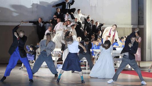 Rameau's Les Indes galantes