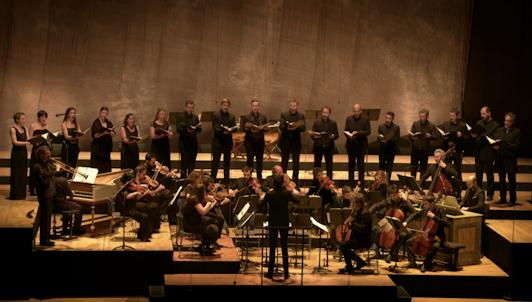 Ciclo Bach en siete palabras (III/VII) – Con Raphäel Pichon, el Ensemble Pygmalion, Maïlys de Villoutreys, Bertrand Couderc...