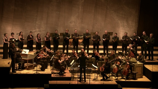 Seven-Part Bach Cycle (III/VII) – With Raphaël Pichon, Ensemble Pygmalion, Maïlys de Villoutreys, Bertrand Couderc...