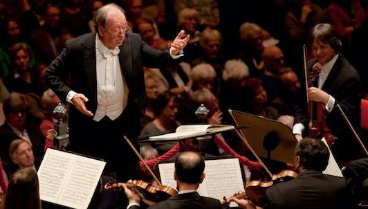 NUEVO: Nikolaus Harnoncourt dirige la Sinfonía n.° 5 de Bruckner