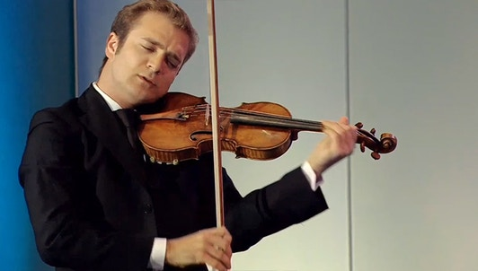 Renaud Capuçon and Elena Bashkirova play Ravel, Beethoven, and Janáček