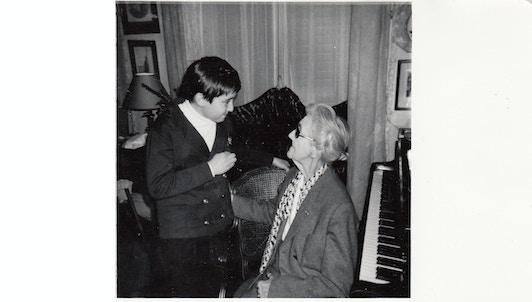 A Conversation with Émile Naoumoff