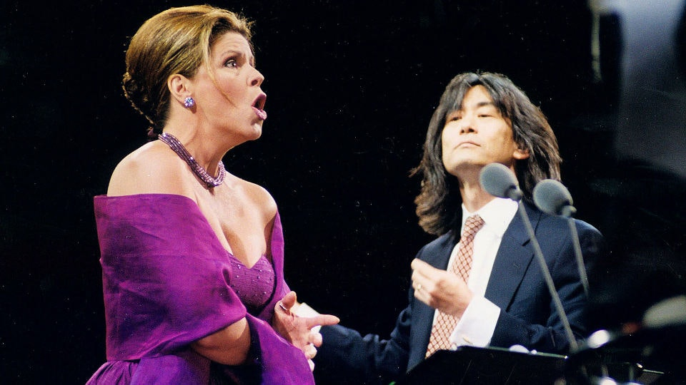 """Kent Nagano conducts music from the 20th century """"Rhythm and Dance"""" – With Susan Graham and Eitetsu Hayashi"""
