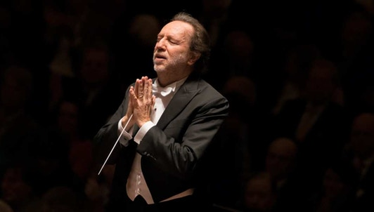 Riccardo Chailly conducts Ravel's masterpieces