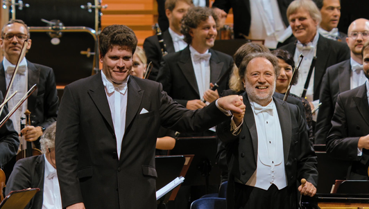 Riccardo Chailly conducts Rachmaninov — With Denis Matsuev