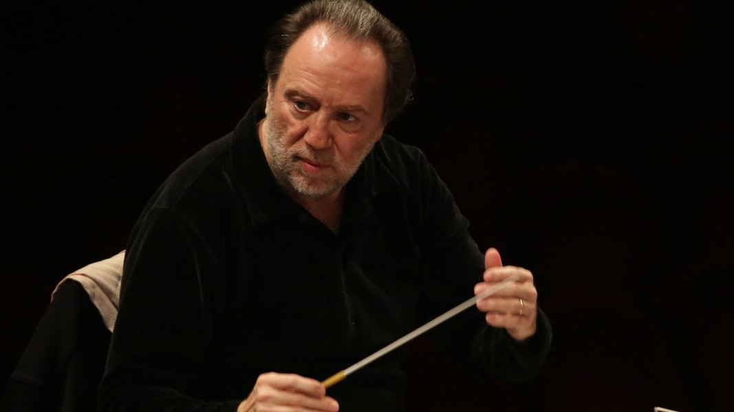 Riccardo Chailly conducts Mahler's Symphony No. 8