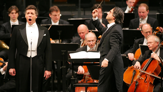 Riccardo Muti conducts Mozart — With Thomas Hampson, Gidon Kremer, Yuri Bashmet, and Mitsuko Uchida