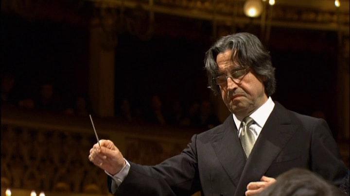 Riccardo Muti and Violeta Urmana perform Verdi, Martucci and Schubert