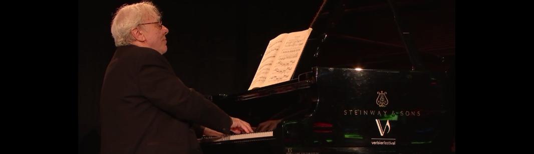 Richard Goode plays Mozart, Janáček, Beethoven, and Debussy