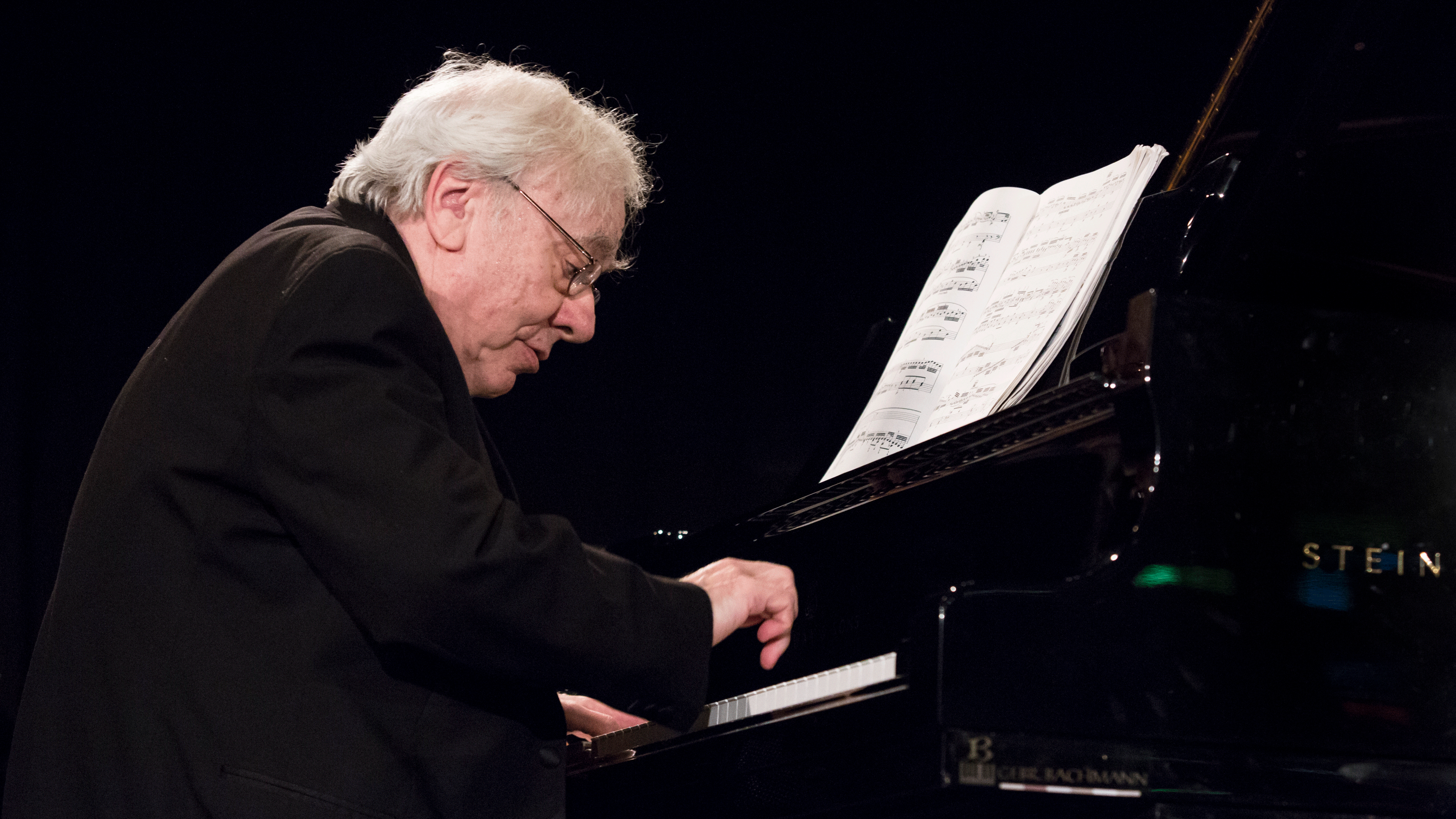Richard Goode plays Mozart, Janáček, Beethoven, and Debussy