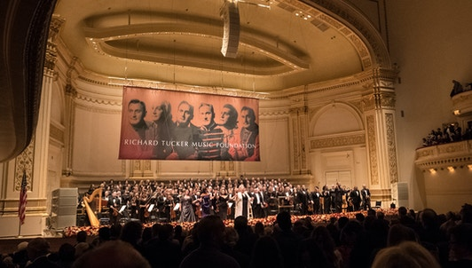 Richard Tucker Opera Gala 2018