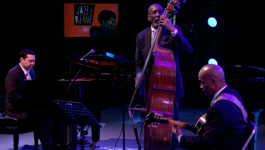 Ron Carter Live at Jazz à Vienne