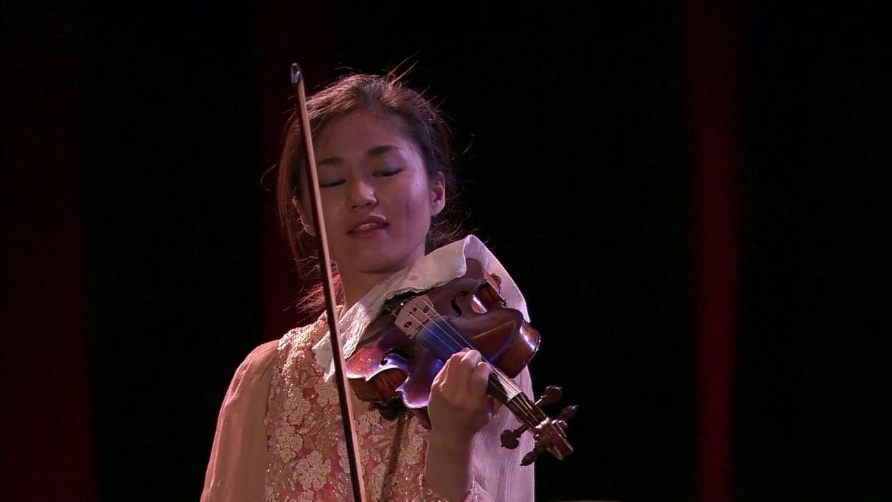 Sayaka Shoji and Nelson Goerner: works for violin and piano