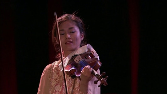 Sayaka Shoji and Nelson Goerner: works for violin and piano