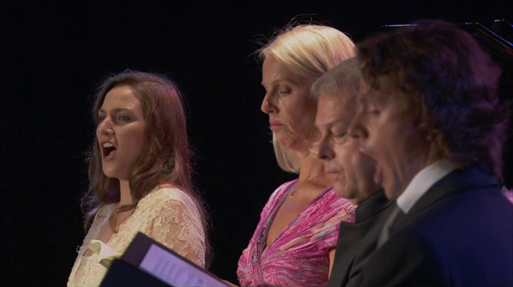 Sylvia Schwartz, Anne Sofie von Otter and Christophe Prégardien sing Brahms and Schubert