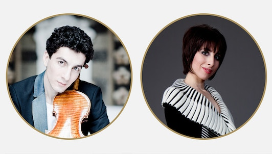 Sergey Khachatryan and Lusine Khachatryan play Mozart, Prokofiev, and Franck