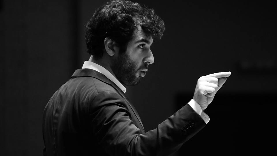 Sergey Smbatyan conducts Shor and Khachaturian