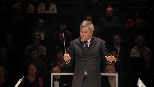 Hannu Lintu dirige la Sinfonía n.° 6 de Sibelius