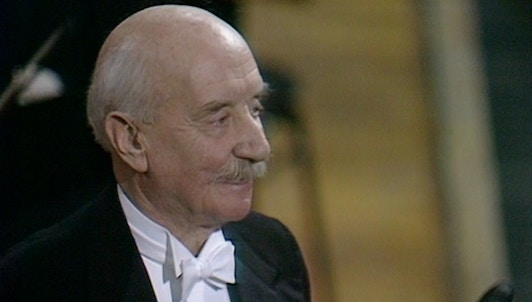 Sir Adrian Boult conducts Vaughan Williams