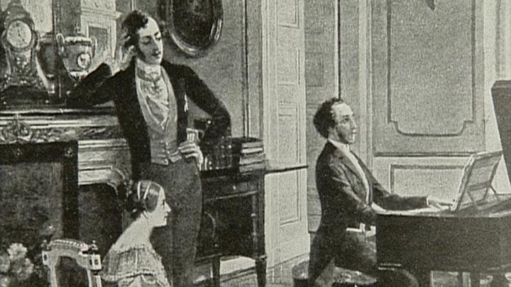 Sir Peter Ustinov's Mendelssohn (II)