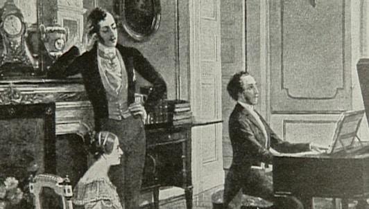 Le Mendelssohn de Sir Peter Ustinov (II)