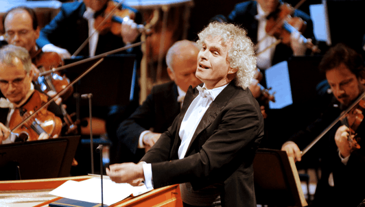 Sir Simon Rattle and the Berliner Philharmoniker celebrate Mozart – With Magdalena Kožená, Gerald Finley, Emanuel Ax...