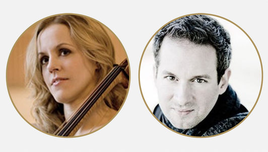 Sol Gabetta and Bertrand Chamayou play Liszt and Chopin