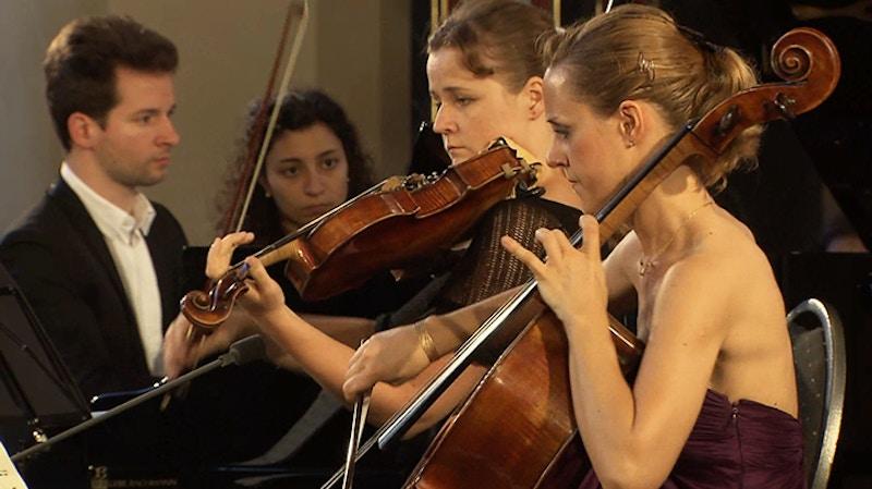 Concert Sol Gabetta plays Ravel, Fauré and Dvořák - medici tv